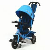 "Велосипед Trike Travel TTA2B 10"" и 8"" Голубой"