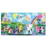 Коврик-пазл FS-MLP 8 деталей MY LITTLE PONY 126х63х1 см