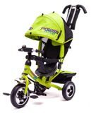 "Велосипед Trike Power Neon JP7NG 10"" и 8"" Салатовый"